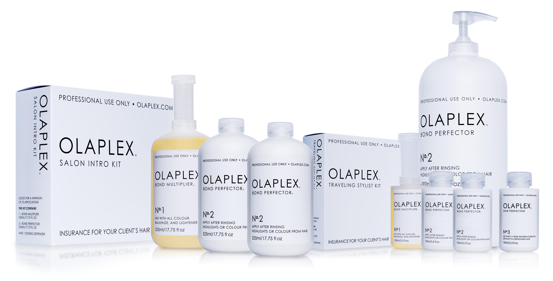 Binnenkort beschikbaar: Olaplex behandeling